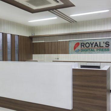 Royal Offset Printers TriShades interiors 1