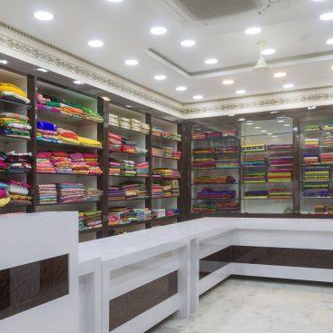 Shrinivasa Cloths TriShades Interiors -1