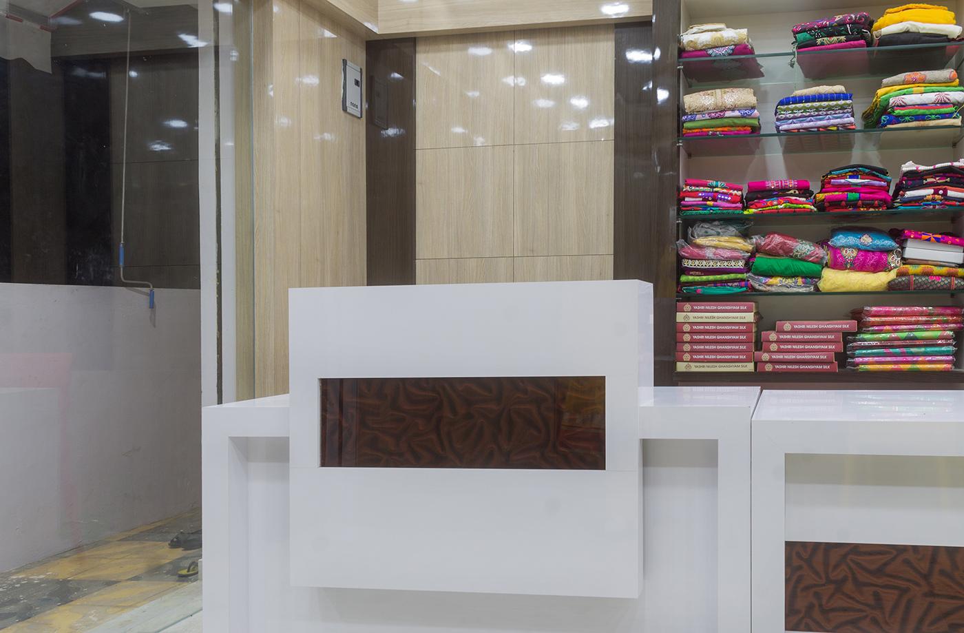 Shrinivasa Cloths TriShades Interiors -3