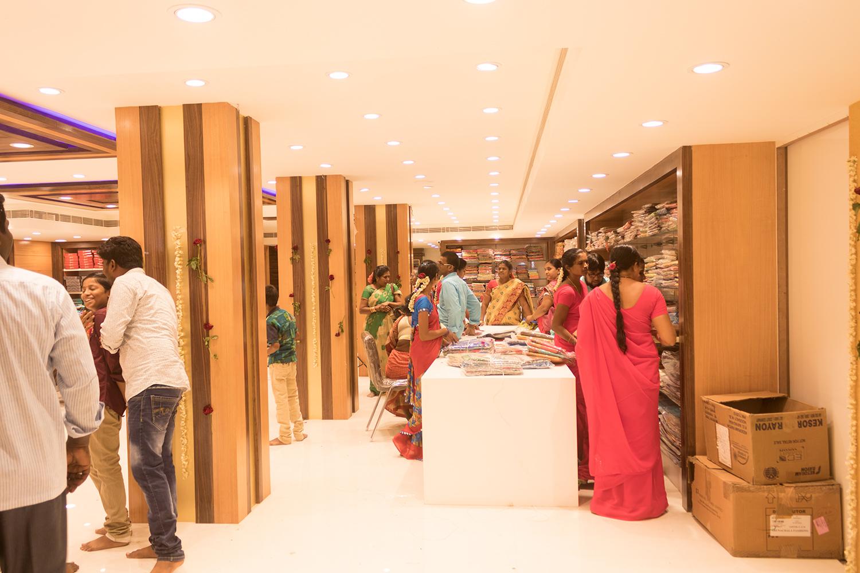 Sri Maruthi Readymade Dress TriShades 2