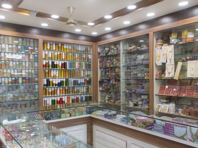 Srinivasa Fancy Store Trishades Interios -1