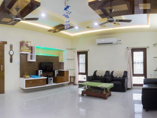 Trishades Interior design - Tenali Houseda