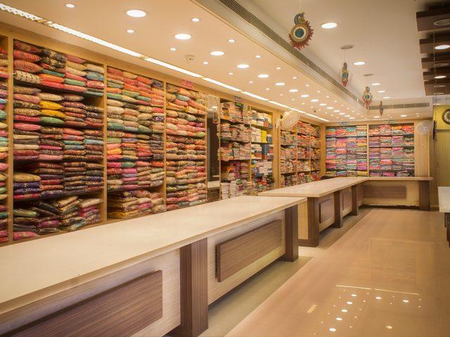 pabathi shopping mall interior design by trishades