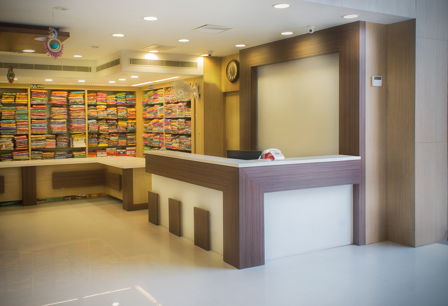 pabathi shopping mall interior design by trishades 7