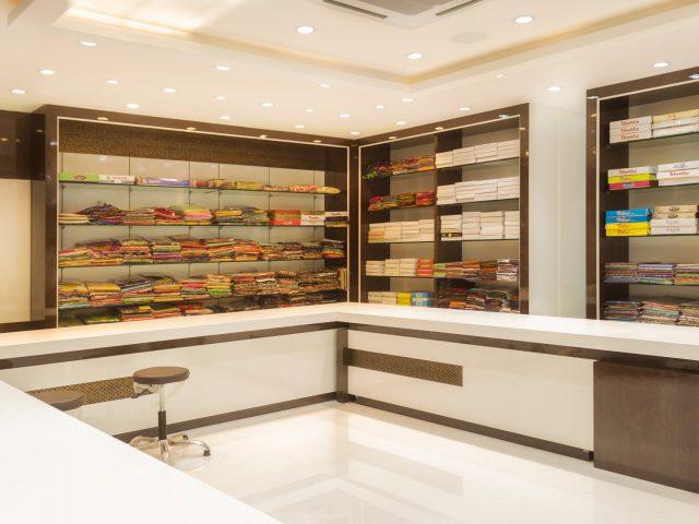 Interior Design for Binny Shop - Trishades