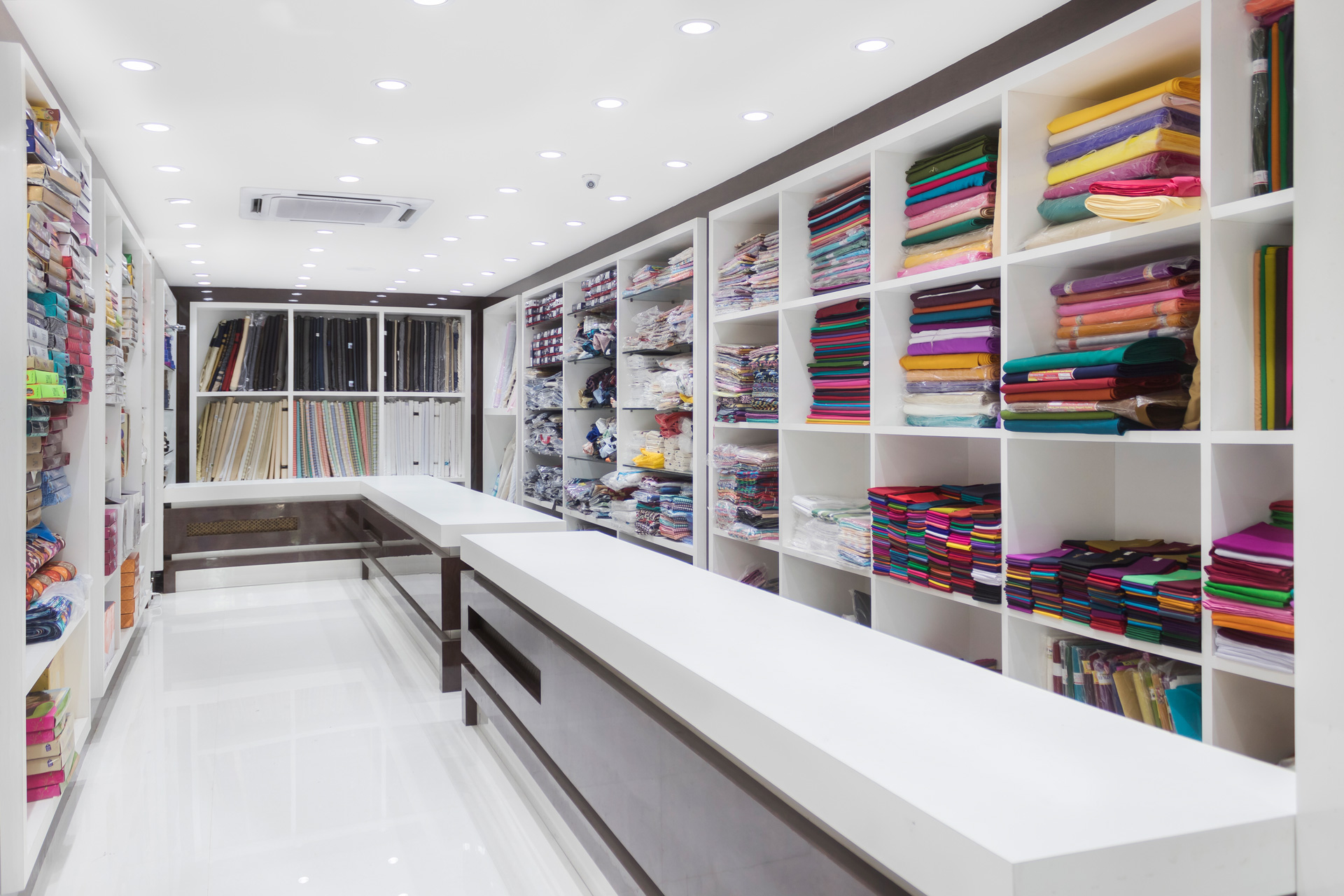 Binny Retail Shopping Mall Trishades Interiors