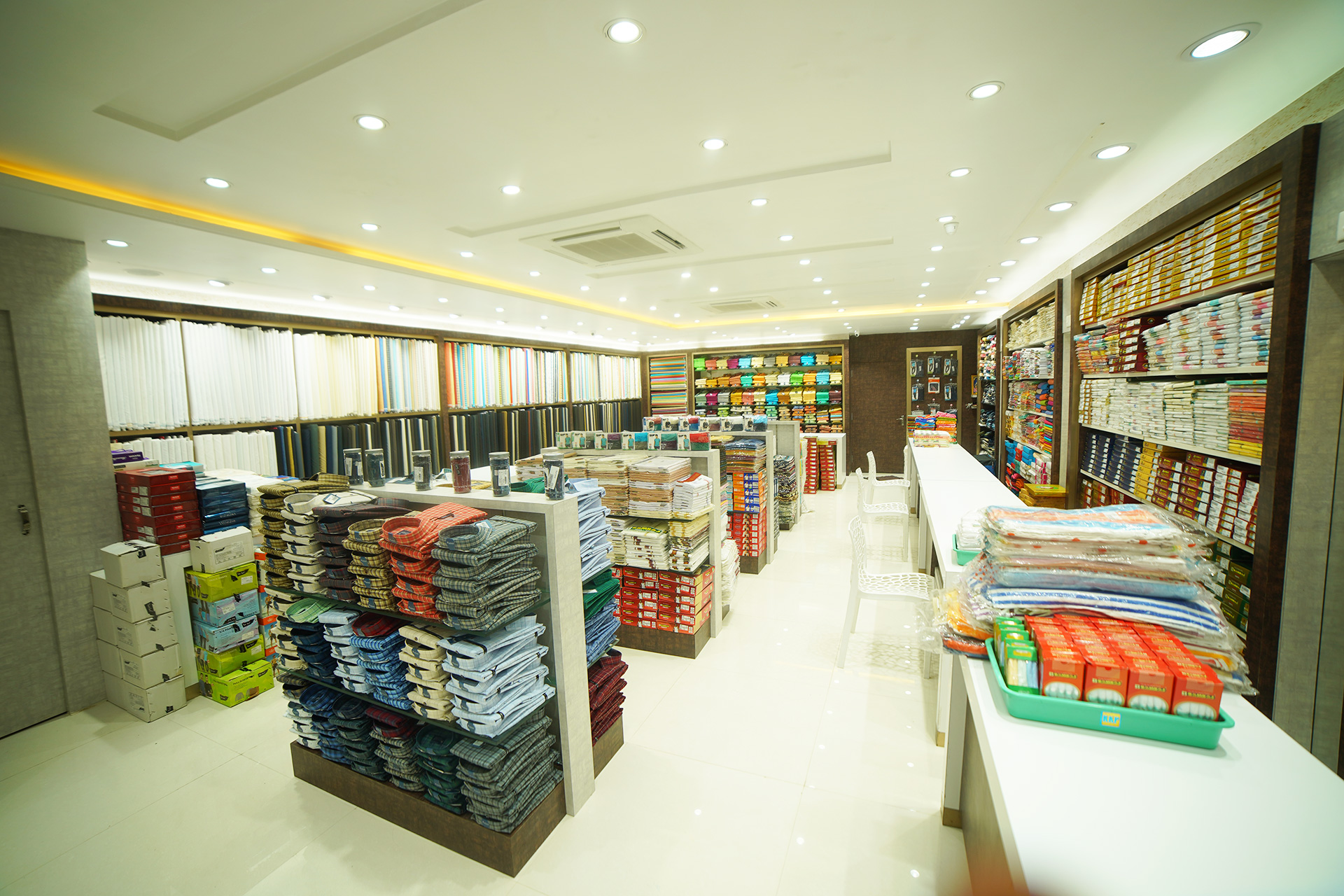 sree veda fashions trishades interiors 2