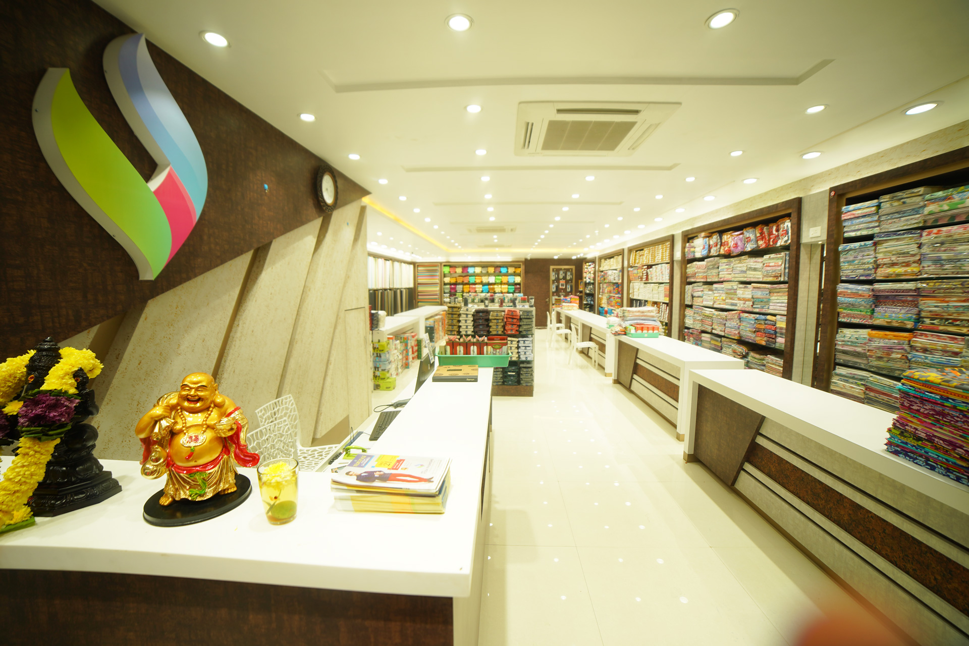 sree veda fashions trishades interiors 3