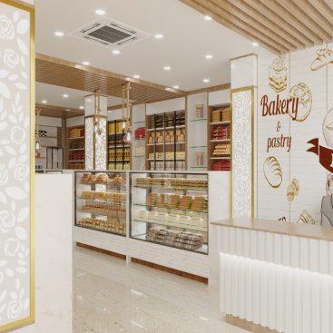 Sweets & Bakery - TriShades - Interior 4