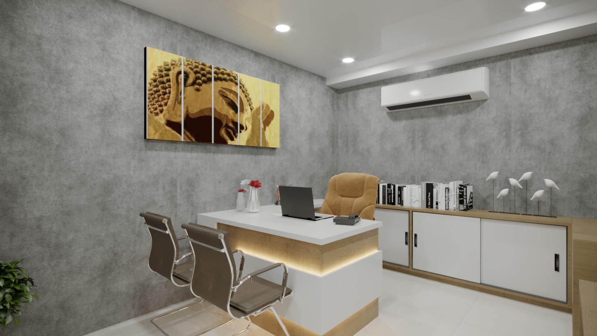 Viswasri Silver Jewelry Interior by TriShades